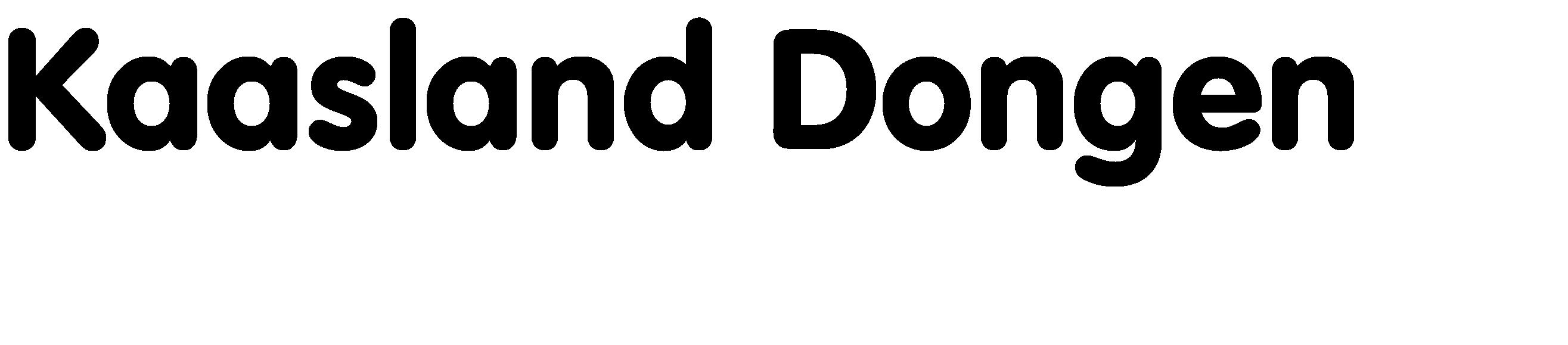 Kaasland Dongen
